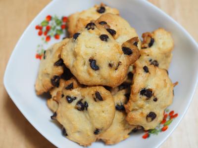 チョコチップココナッツクッキー(きびオリゴ使用)