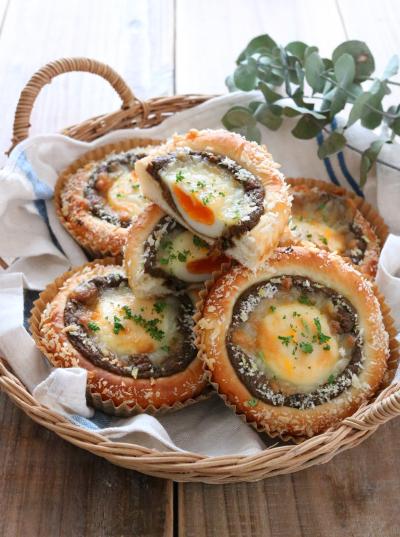 卵カレーパン