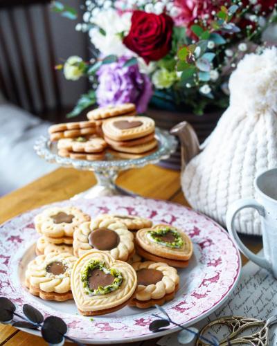 コーヒーチョコサンドクッキー
