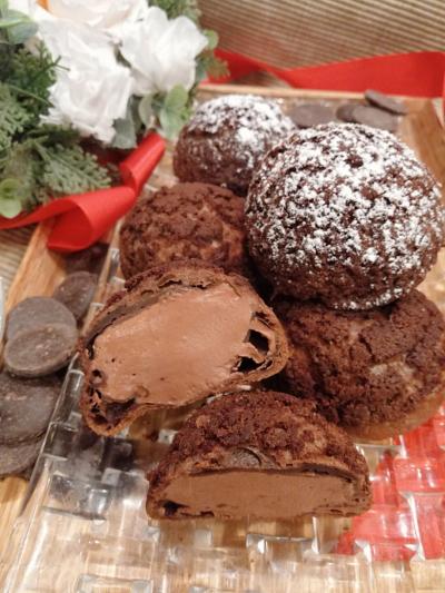 クッキーシュークリームショコラ