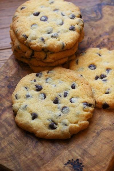子どもと一緒に作れるチョコチップクッキー