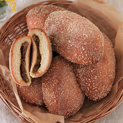 ビーバーカレーパン