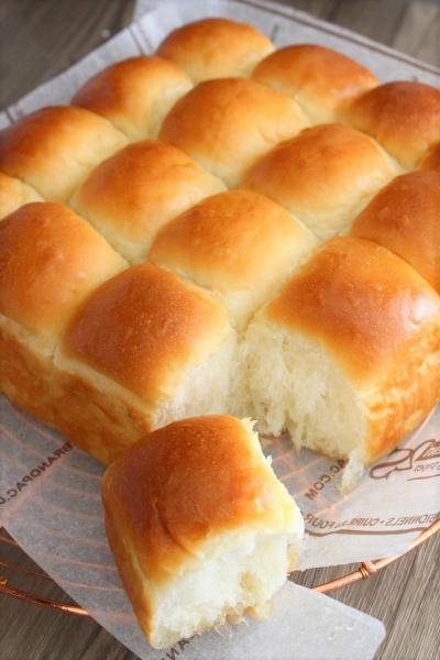 はちみつバターちぎりパン