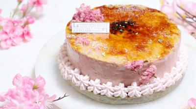 桜のシブースト