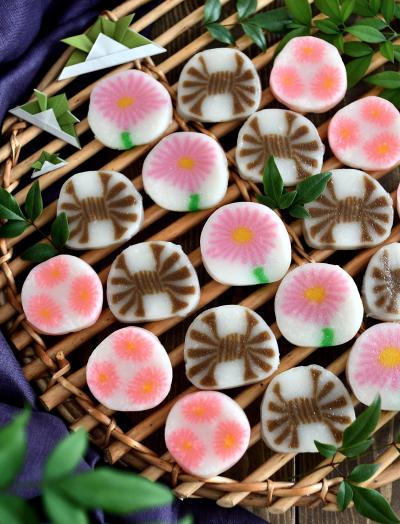 べこもち*青森県下北地方の郷土菓子
