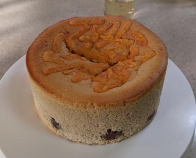 マロンスフレチーズケーキ