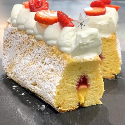 ぷるぷる生パウンドケーキ