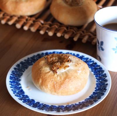 茹でないベーグル・ビアリー【パン作り初心者もOK!】