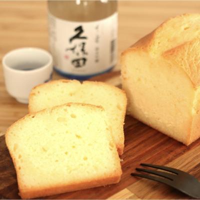 日本酒ケーキ (ジェノワーズ法)