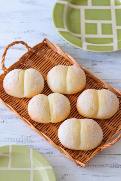 生食パンミックスで作るおしりパン