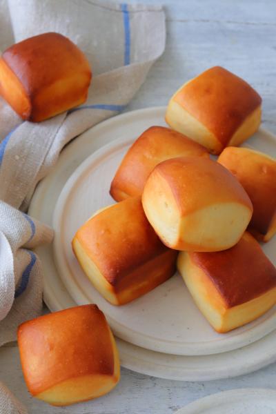 生食パンミックスで作るミルクパヴェ
