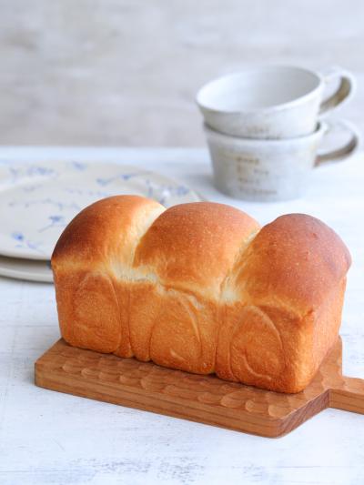 生食パンミックスで作るパウンド型ミニ食パン
