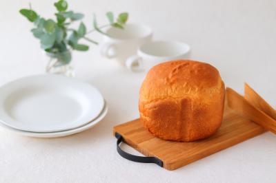生食パンミックスでHBお任せ食パン