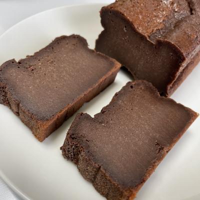 ホットケーキミックスで簡単!チョコレートケーキ