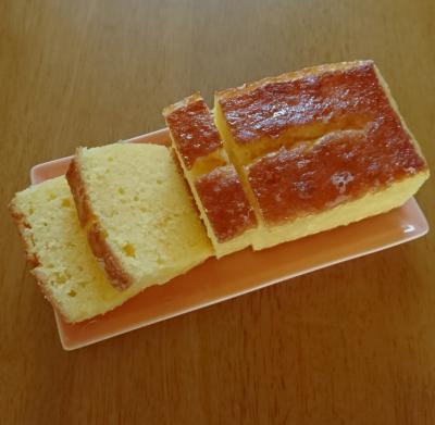 レモンパウンドケーキ(ウィークエンドシトロン)