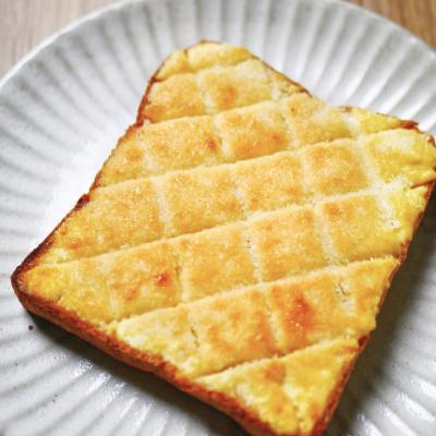 一味ちがう!極上メロンパントースト