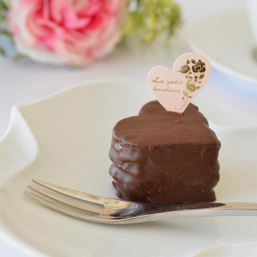 ケーキ ミックス ホット バレンタイン
