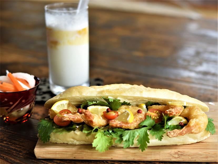 ベトナムのサンドイッチ、基本のバインミーレシピ