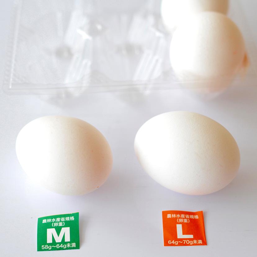 お菓子作りで気をつけたい卵の重さ | cotta column