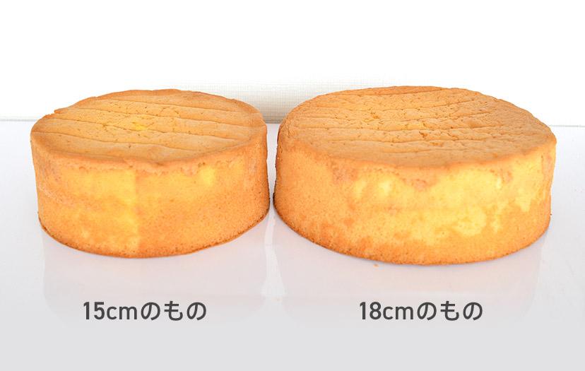 18 センチ ケーキ 型 持ってる型でお菓子を焼きたい!型に合わせたレシピの計算方法