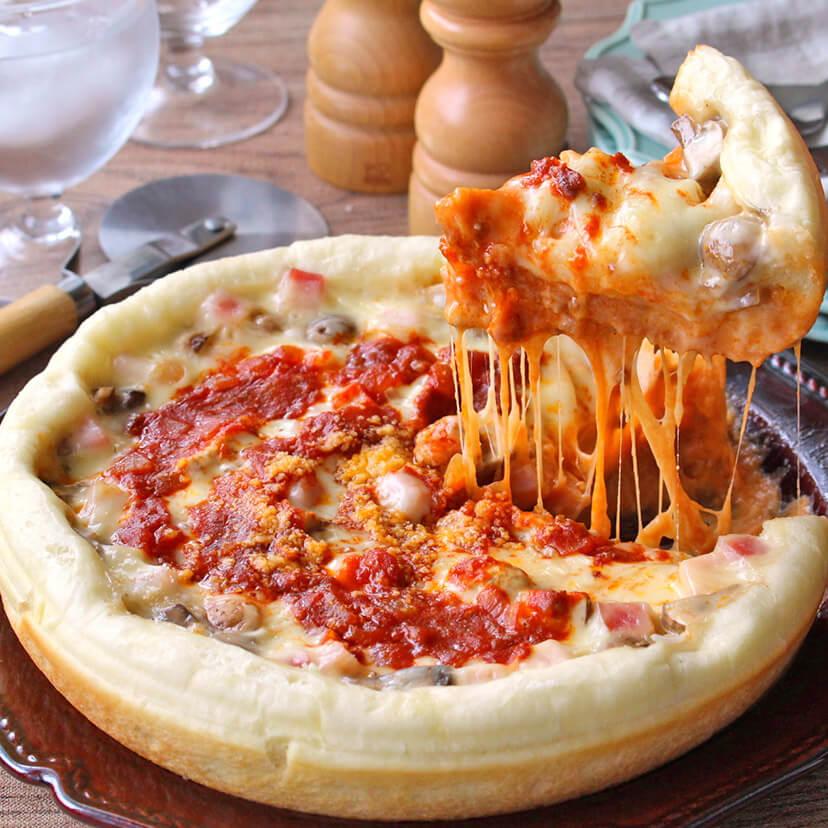 レシピ ピザ