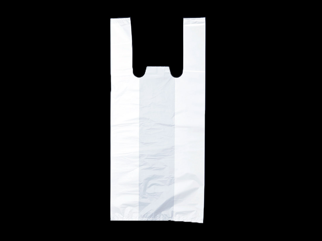 ポリレジ袋(関東向け)NO.20 乳白