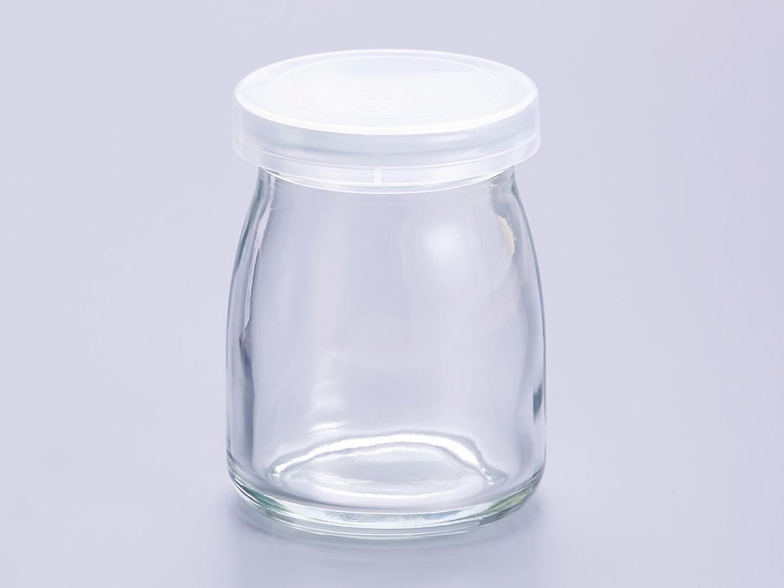 デザート瓶(ポリ蓋付)