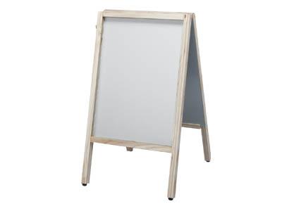 A型看板 キエイ645(マーカー用ホワイト)