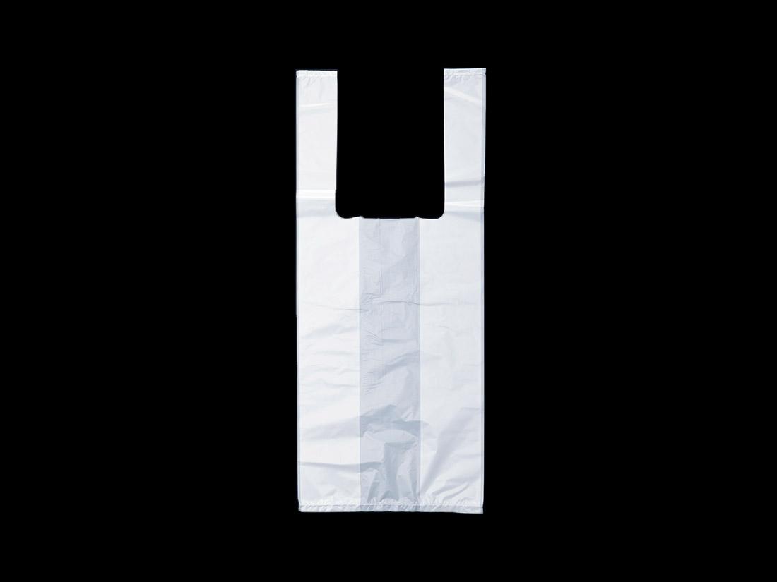ポリレジ袋(関東向け)NO.8 乳白