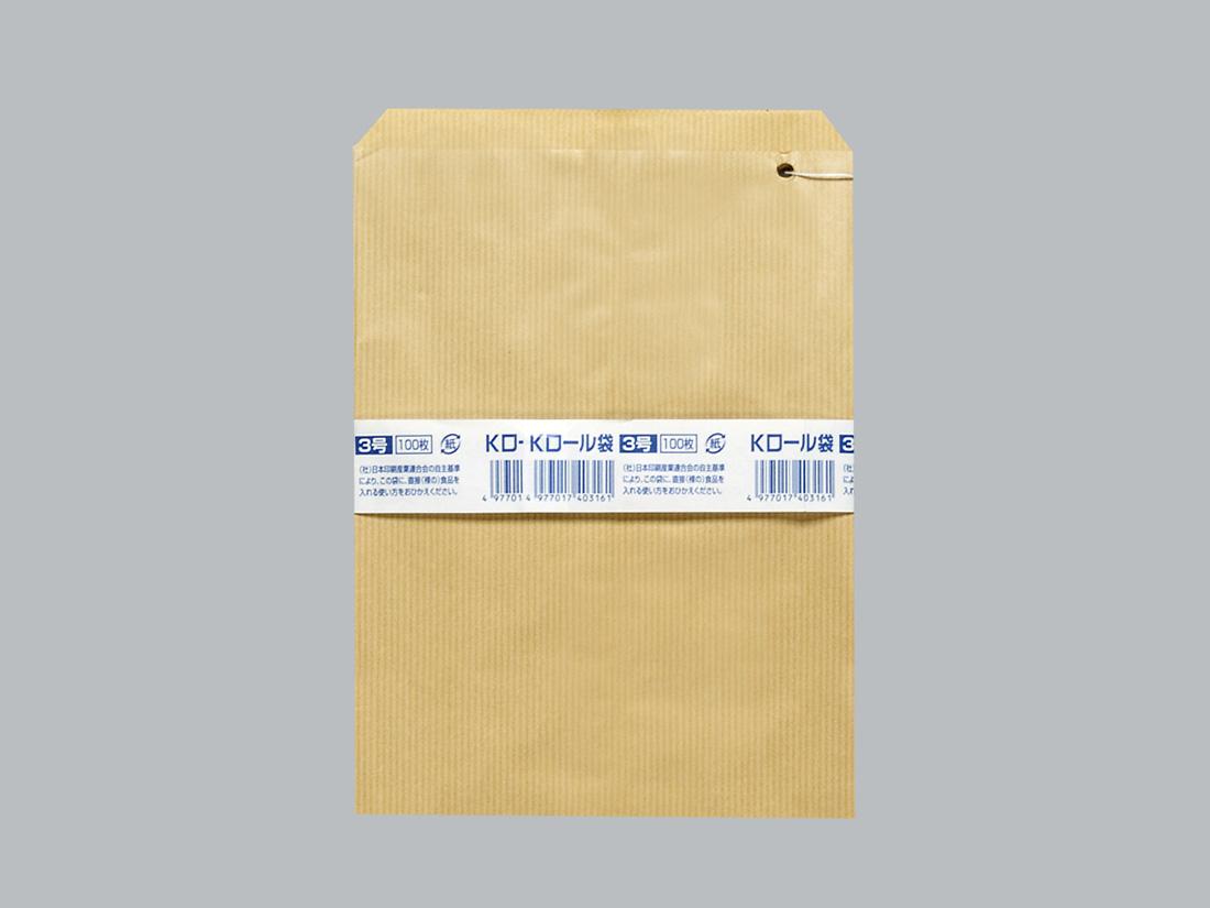 K-ロール袋 (3号)