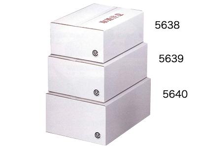 白ダンボール4号(縦385×横275×高145)