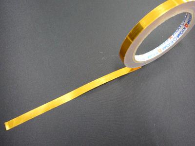バッグシーリングテープ ゴールド
