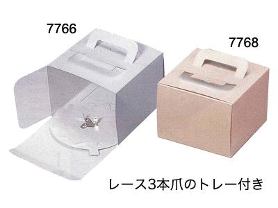 ミニデコ C-02 4D(トレー付)白