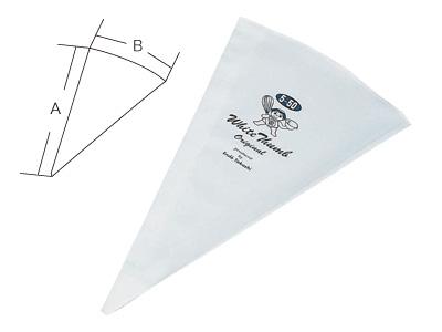 ホワイト・サム絞り袋2-35