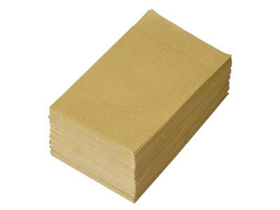 ナプキン未晒 六つ折(500枚)