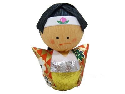 桃太郎 起き上がり人形