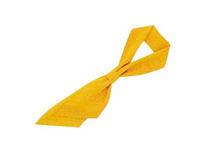 ループ付スカーフ マリーゴールド