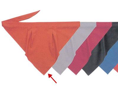 三角巾A 柿
