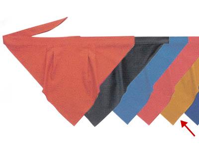 三角巾A カラシ