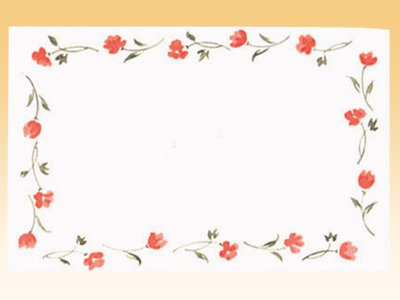 ファッションカード H344-30 (30枚入)