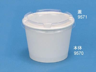アイスクリーム 6用透明リッド