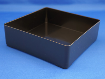 重箱 飛鳥(6.5寸)黒 本体のみ