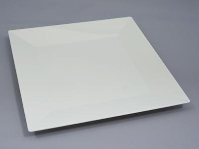 角皿20 白磁 本体のみ