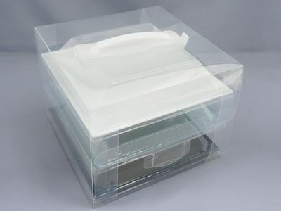 角皿取っ手付きケース 20用 3段