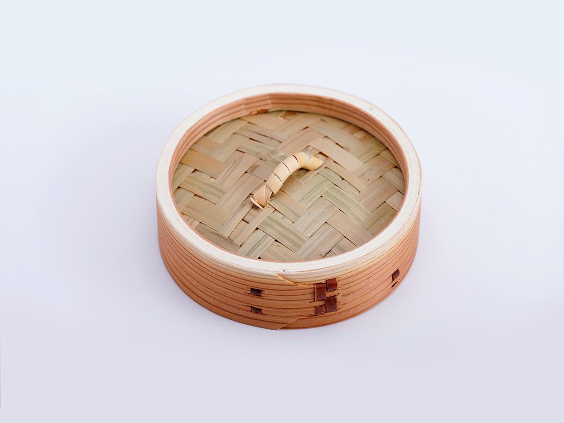 中華 セイロ 蓋(径10×H3cm)