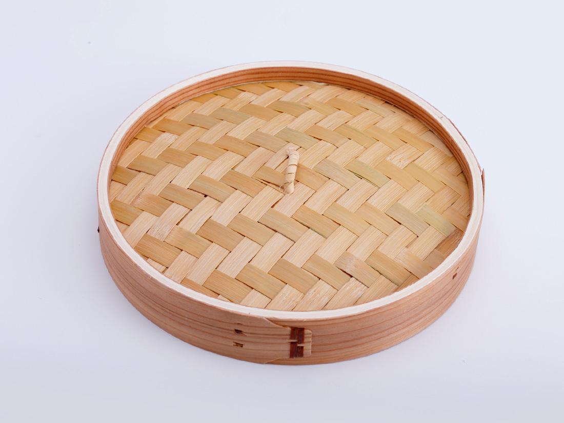 中華 セイロ 蓋(径24×H4cm)