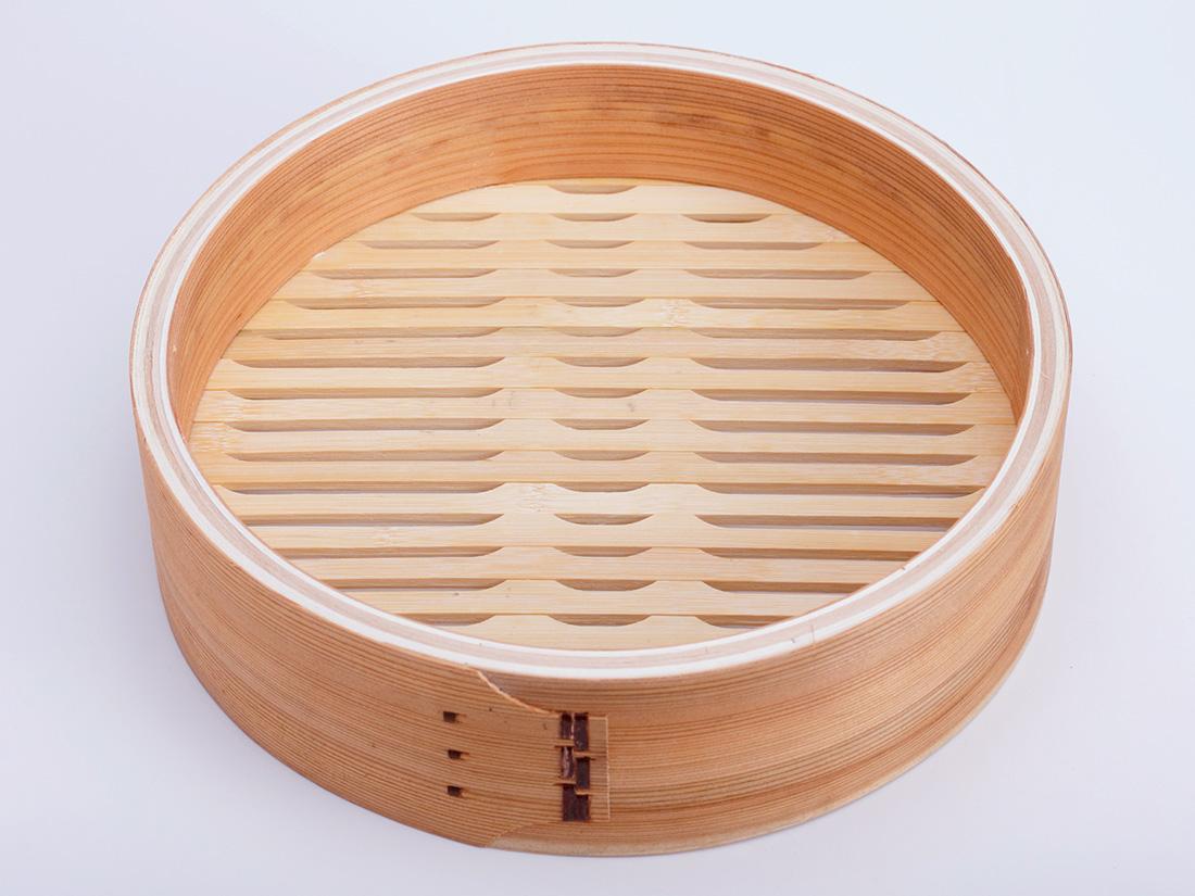 中華 セイロ 本体(径30×H8cm)