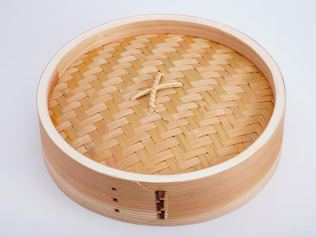 中華 セイロ 蓋(径30×H7cm)