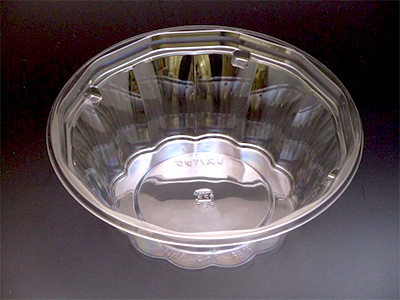 クリーンカップ 花咲 150-45B(クリア)本体