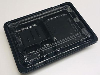 MSD箱弁 23-17-1 本体 黒(フタセット)